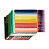 Prismacolor Scholar Colored Pencils, 48 Pack and Tattoo Adult Coloring Book