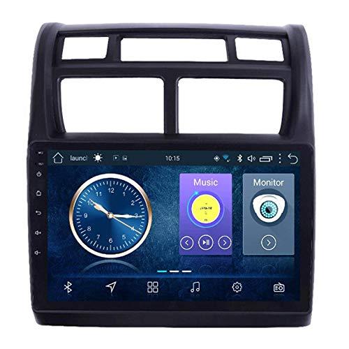 Android 8.1 Bluetooth Car Stereo Stereo Pantalla TOUCHO Pantalla Multimedia para KIA SPORTETE 2007-2013, Video 1080P / Vista Posterior Cámara/Bluetooth/SWC,8 Core-WiFi: 4+64G