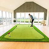 FORB Professional Putting Mats | Golf Accessories | Putting Practice Golf Mat | Indoor Putting Green | Putting Mats Indoor | Standard, XL & XXL (X-Large)