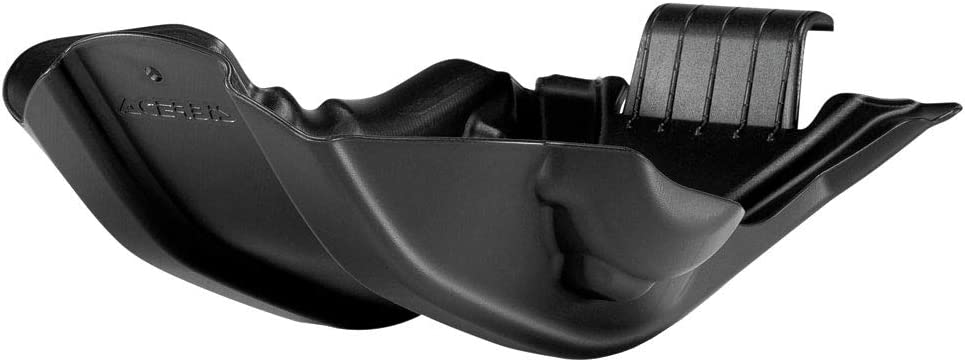 Acerbis Directly managed store Plastic MC Skid Plate Black Fits: - 450 2013-20 KTM Detroit Mall XC-F