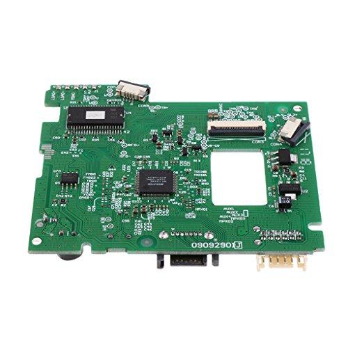 IPOTCH Placa ROM de PCB de DVD Desbloqueada 9504/0225 para Slim DG 16D4S