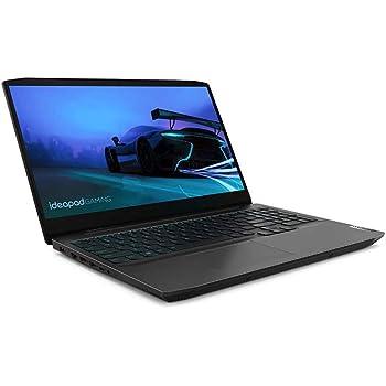 "Lenovo IdeaPad Gaming 3 15.6"" Gaming Laptop 120Hz i5-10300H 8GB RAM 256GB SSD GTX 1650 4GB Onyx Black - 10th Gen i5-10300H Quad-Core - NVIDIA GeForce GTX 1650 4GB GDDR6 - 120Hz Refresh Rate - in-"