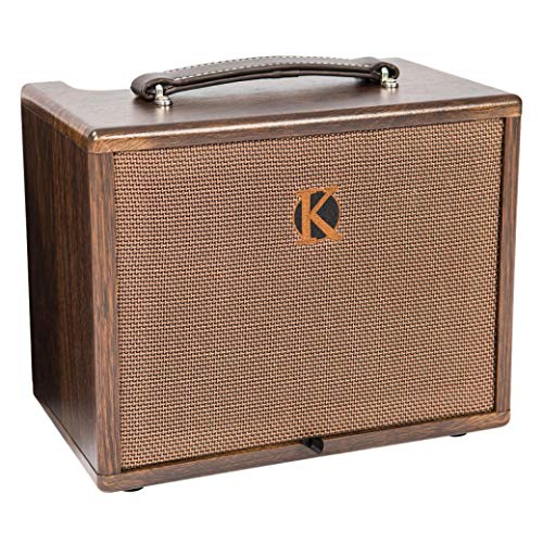 Kinsman Ampli Guitare accoustique 45W portable KAA45