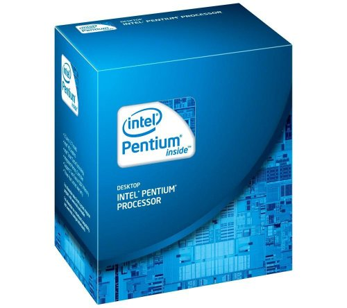 INTEL Pentium G620 2600MHz 3MB Cache Socket LGA1155 Desktop CPU Boxed