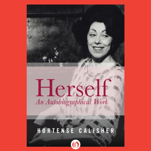 Herself audiobook cover art
