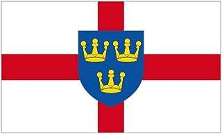 Klicnow East Anglia Flag 5Ft X 3Ft