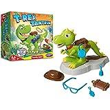 Wowow Toys & Games T-Rex Tantrum Juego de mesa   Gran entretenimiento familiar divertido para niños, adultos y niñas adecuado para 3 años en adelante