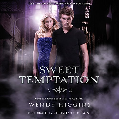 Sweet Temptation audiobook cover art