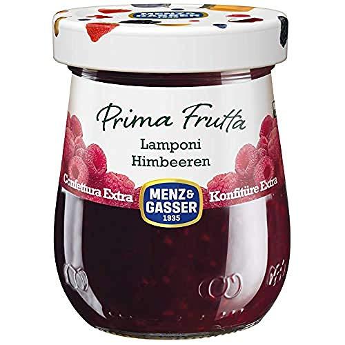 Menz&Gasser Confettura Extra di Lamponi Prima Frutta -...