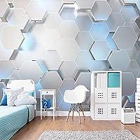 HGFHGD 壁画壁紙3D立体幾何学現代壁画KTVバー背景壁装飾壁紙壁壁ステッカー壁アート