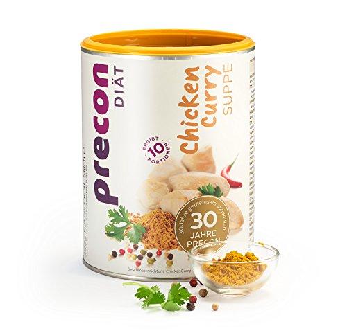 Precon BCM Diät Suppe ChickenCurry - 10 Portionen (300 g)