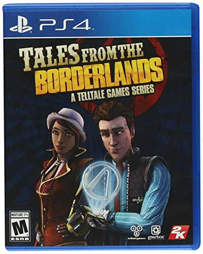 Tales from the Borderlands - PlayStation 4 by 2K Games