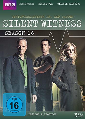 Staffel 16 (3 DVDs)