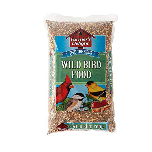 Wagner's 53002 Farmer's Delight Wild Bird Food With Cherry Flavor