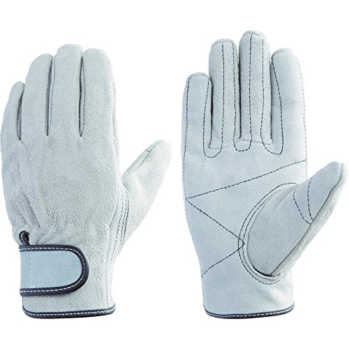 富士グローブ TZ-330 タフゼットマジック M 1740 牛床革手袋(袖なしタイプ)