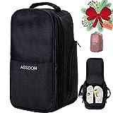 Golf Shoe Bag Men, Shoe Travel Bag, Zippered Sport Shoe Bag