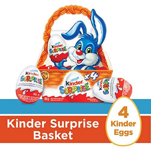 Kinder Surprise T4 Basket Classic, 80g