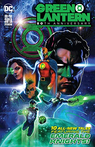Green Lantern 80th Anniversary 100-Page Super Spectacular (2020) #1 (The Green Lantern Season Two (2020-)) (English Edition)