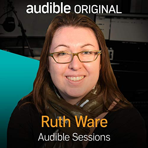 Ruth Ware cover art