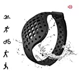 3D Fitness Tracker & Real Time Audio Coach, Moov Now:Swimming Running Water Resistant...