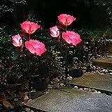2 X Solarlampe für Garten...