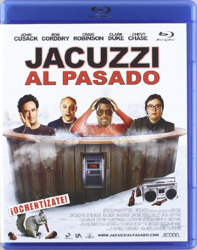 Jacuzzi Al Pasado [Blu-ray]