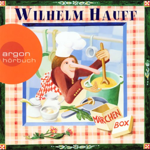 Wilhelm Hauff Märchenbox audiobook cover art