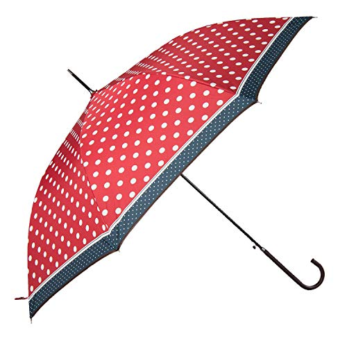 Juleeze JZUM0007R Regenschirm Ø 98 * 55 cm rot