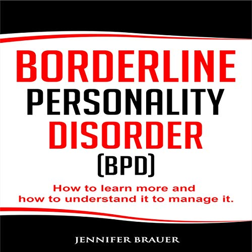 Borderline Personality Disorder [BPD]  By  cover art