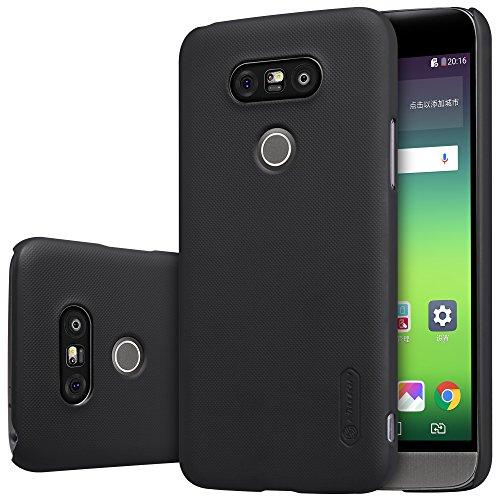 NILLKIN Caso teléfono Celular para LG G3–empaquetado al por Menor–Negro