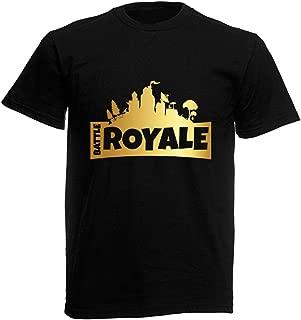 Flossing Sleep Floss Mens T-Shirt Battle Royale Game Reality Glitch Eat