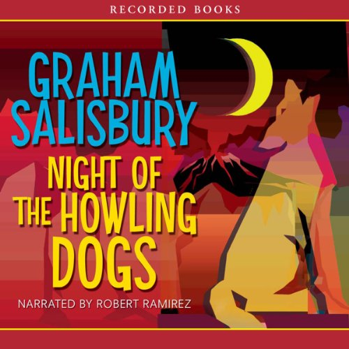 Night of the Howling Dogs audiobook cover art