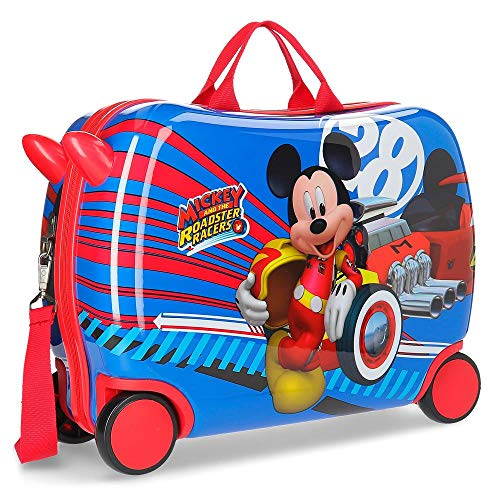 Maleta infantil World Mickey