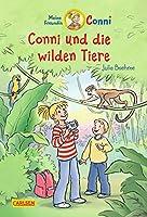 Conni-Erzaehlbaende 23: Conni und die wilden Tiere (farbig illustriert)