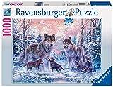 Ravensburger Puzzle 1000 Piezas, Lobos, Colección Fantasy, Puzzle Animales, Puzzle para Adultos, Rompecabezas Ravensburger de Alta Calidad, Jigsaw Puzzle