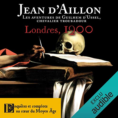 Londres, 1200 audiobook cover art