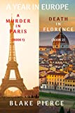 A Year in Europe Cozy Mystery Bundle: A Murder in Paris (#1) and Death in Florence (#2) (English Edition)