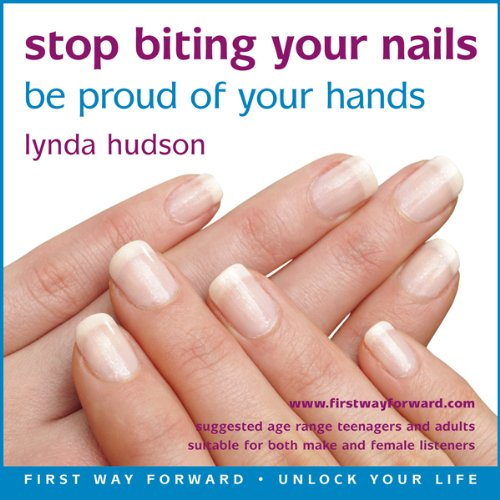 Stop Biting Your Nails audiobook cover art