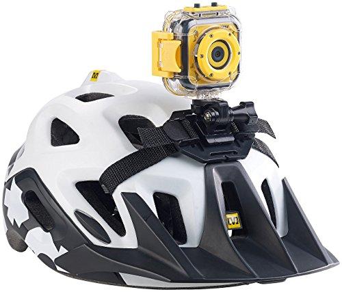 Somikon Kinderkamera Unterwasser: Kinder-HD-Actioncam mit Unterwasser-Gehäuse & 6 virtuellen Foto-Rahmen (Kinder Action Cam)