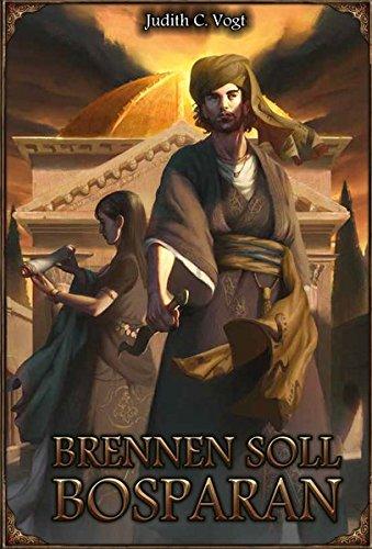 Brennen soll Bosparan (Das Schwarze Auge – Roman)