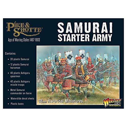 Pike & Shotte Warlord Games, Samurai Starter Army