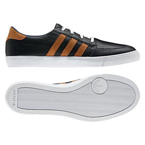 Adidas Sneaker Court Deck Vulc Black, Gr.5,5 Artikel V24945