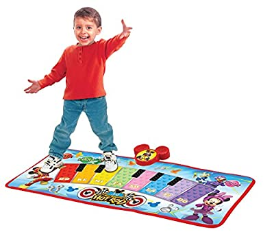 Electronic Music Play Mat from
