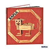Kapla Kunstbuch Band Nr.1 Art Book Tiere und Konstruktionen 6+