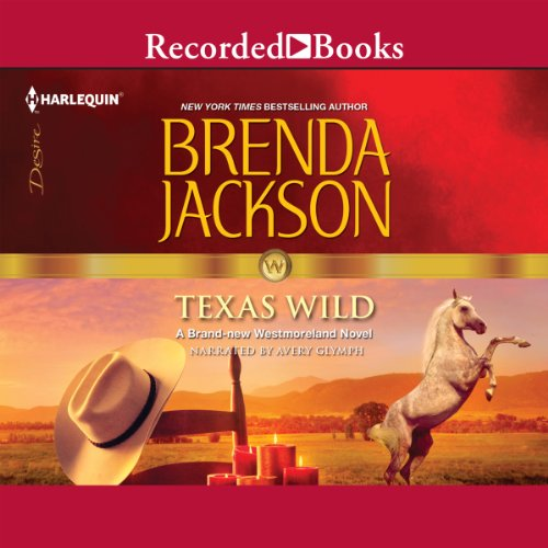 Texas Wild audiobook cover art