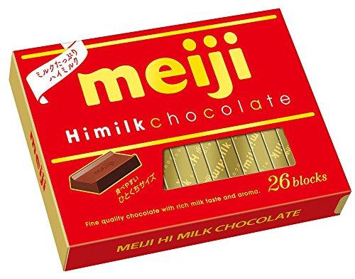 明治ハイミルクチョコレート BOX 6箱