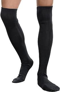 mens over the knee football socks