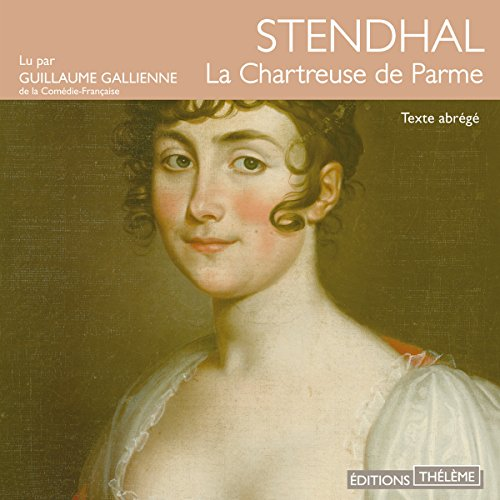 La Chartreuse de Parme audiobook cover art