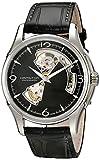 Hamilton HML-H32612555- Reloj de cuarzo para hombre, correa de cuero...