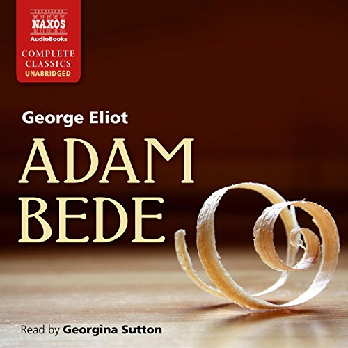 Couverture de Adam Bede